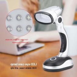12 LED Lights Desk Table Lamp Desktop Lamp Eye Care For Chil