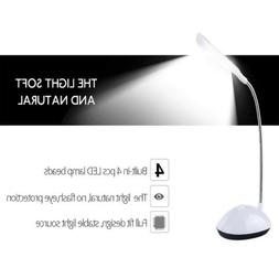 New Adult Kid Student Flexible LED Table Lamp Desk Light for
