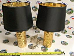 Bedside Table Lamps Small Nightstand Lamps Set of 2 Desk Lam