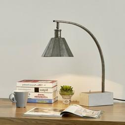 Concrete Table Lamp For Study Desk Living Room Bedroom Cemen