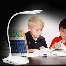 Degree Dimmable USB Rechargeable Lamp LED Lamp Reading Study