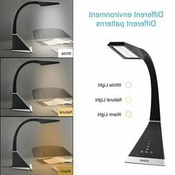Dimmable Touch Sensor LED Light Desk Table Reading Book Lamp