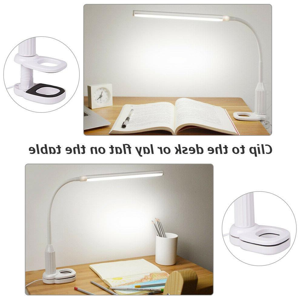 24 Touch On Desk Lamp Night