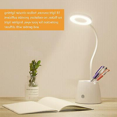LED Desk Reading Lamp Table Touch Control