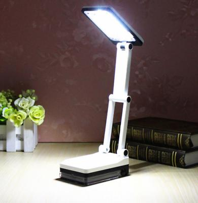 bright portable folding 17 led reading light