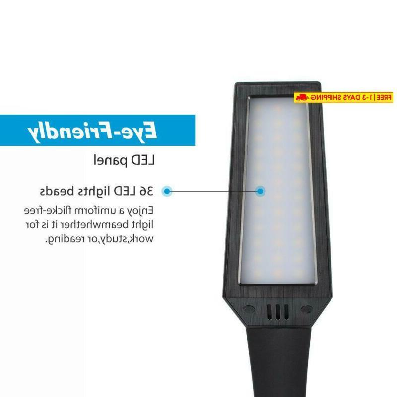 Lepower Lamp, Touch Control Lamps, Dimmable Office Lam