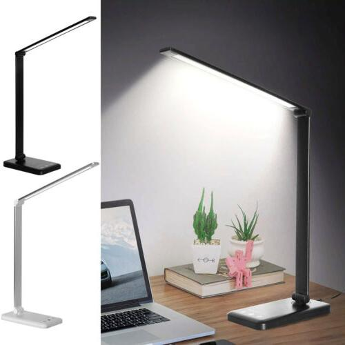 Dimmable LED Lamp Touch USB Charging Port Levels