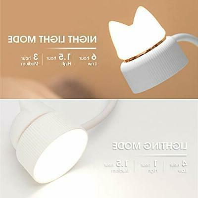 Cosaux FR10 Lamp, 2 with 3 Brightness 360