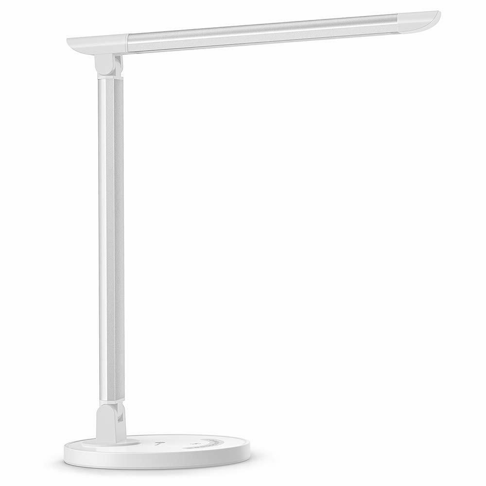 TaoTronics LED Desk Lamp, Eye-caring Table Lamps Dimmable Of