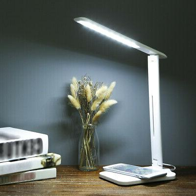 28LED USB Office Bed Study Table Lamp