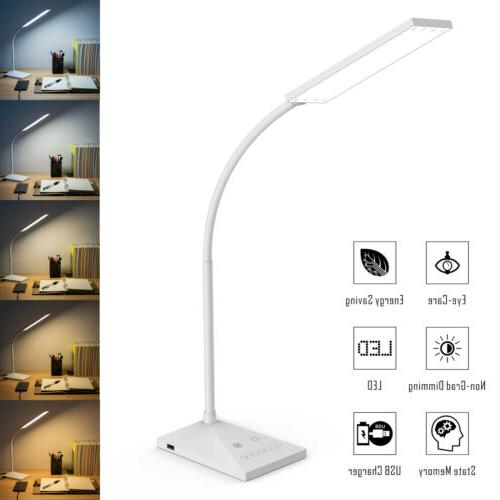 led smart desk lamp wifi alexa voice