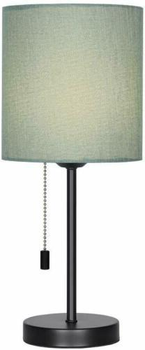 Modern Lamps with Fabric Pull Switch