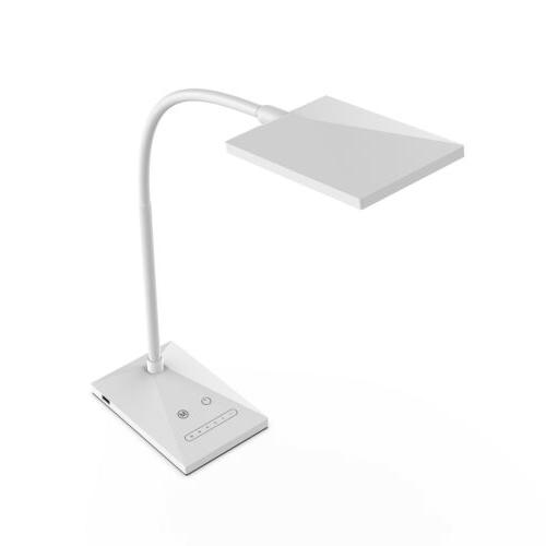 12W LED Desk Lamp Touch Sensor Flexible Dimmable Table Lamp