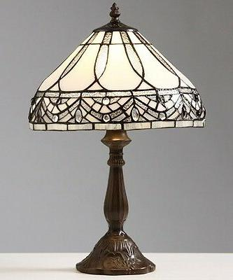 style white jewels table lamp lamps shade