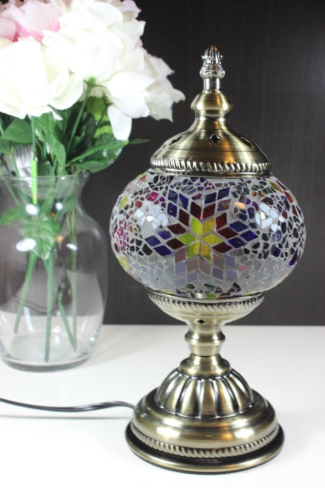 """Traditional Handmade Table Accent Lamp18"""""""