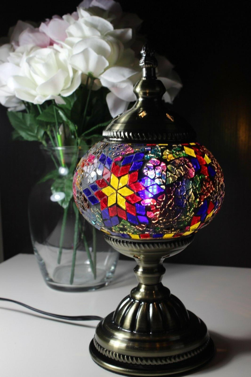 """Traditional Table Accent Lamp18"""" Inch"""