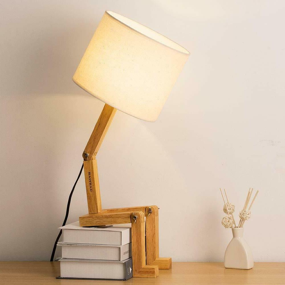 Unique Table Lamp For Kids Living Room Robot
