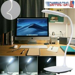 LED Desk Lamp Table Light With USB Charging Home Office Stud