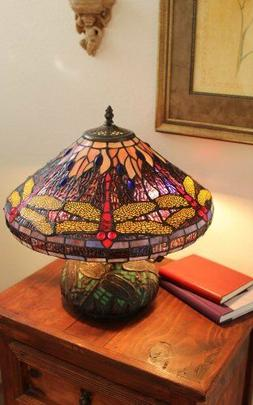 Table Lamps For Living Room Bedroom Small Tiffany Style Drag